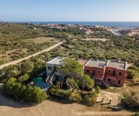 CASA BEDDA ISTA: Casa con bellissima vista